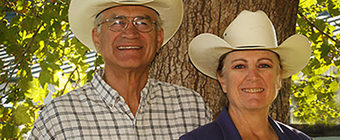 Joe and Carrie Ruiz